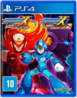 Mega Man X Legacy Collection - 2018 - PlayStation 4
