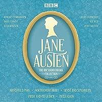The Jane Austen BBC Radio Drama Collection: Six BBC Radio Full-Cast Dramatisations Radio/TV von Jane Austen Gesprochen von: Benedict Cumberbatch, David Tennant, Julie McKenzie