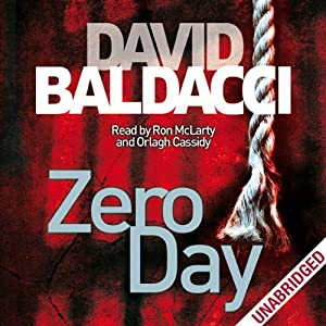 Zero Day: John Puller, Book 1 Audiobook