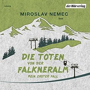 Die Toten von der Falkneralm Audiobook