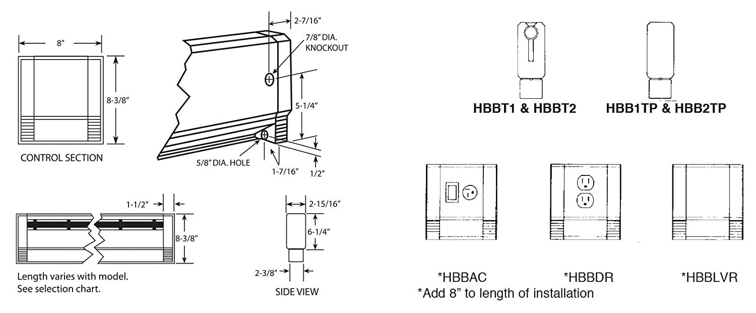 Heater Thermostat Wiring Diagram Wall Heater Thermostat Wiring