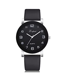 Women Watch MOSTFA Watch Analog Wrist Watch Sport Casual Quartz Leather Band Jewelry Gift