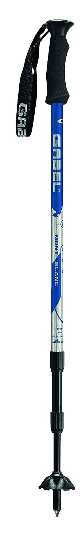 Gabel Gabel Gabel Stäbchen Trekking Mod. Mont Blanc Lite Blau Teleskop aus Aluminium – Made in  acadf3