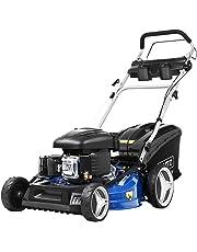 """Giantz Crodless Lawn Mower 220CC 21"""" Powered Lawnmower for Garden Backyard Patio"""