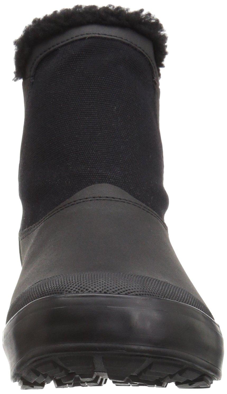 KEEN Women's Elsa Chelsea Waterproof Boot B01MTOTB80 9 B(M) US Black/Black