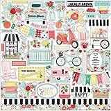 Carta Bella Paper Company Summer Market Element