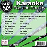 All Star Karaoke Pop and Country Series (ASK-1304B) by Brad Paisley feat. LL Cool J