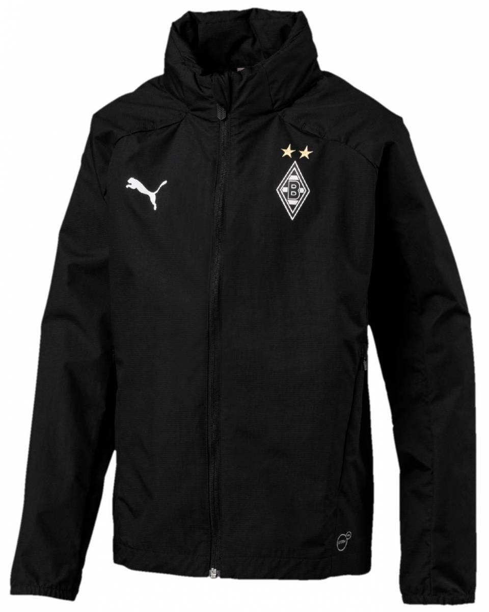 Puma Kinder Bmg Without Sponsor Logo Rain Jacket