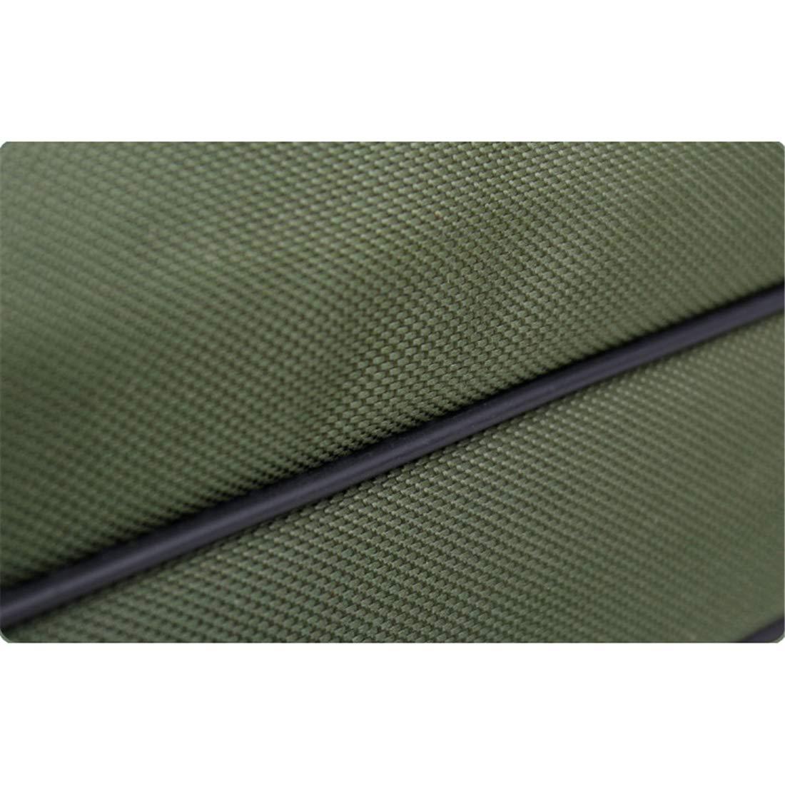 LBWNB Angelruten-Reisetasche - Mehrzweck-Faltbare Mehrzweck-Faltbare Mehrzweck-Faltbare Angelsäcke Angelruten-Taschen Reißverschluss-Taschen Angelzubehör-Taschen Aufbewahrungsbeutel-Etui (DREI Etagen) B07QN5SCJ4 Ruckscke Neues Produkt 7b2e78