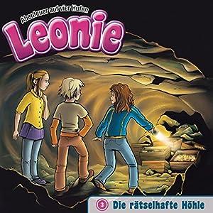 Die rätselhafte Höhle (Leonie - Abenteuer auf vier Hufen 3) Hörspiel