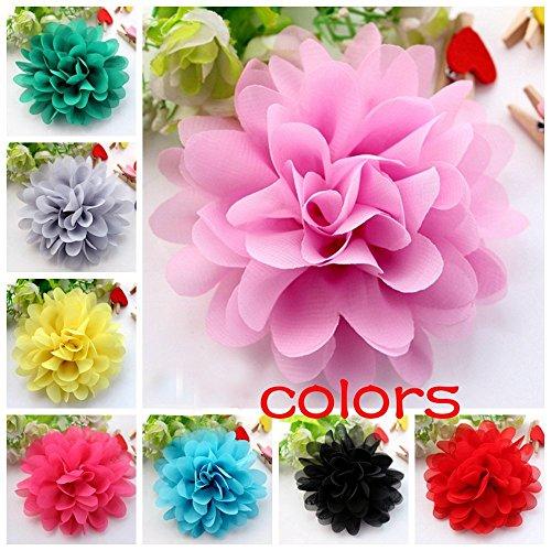 Fabric Flowers, 4