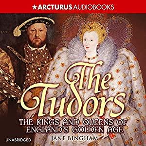 The Tudors Audiobook
