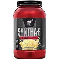 BSN SYNTHA-6 Edge Protein Powder, with Hydrolyzed Whey, Micellar Casein, Milk Protein...