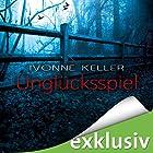 Unglücksspiel Hörbuch von Ivonne Keller Gesprochen von: Vera Teltz