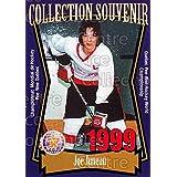 Joe Juneau Hockey Card 1999 Quebec Pee-Wee Tournament Collection #5 Joe Juneau
