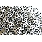 Chocolate Soccer Balls Made In The USA Bulk Candy Chocolate (2 Pounds)
