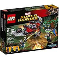 LEGO Marvel Super Heroes Ravager Attack 76079 Superhero Toy