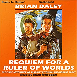 Requiem for a Ruler of Worlds Audiobook