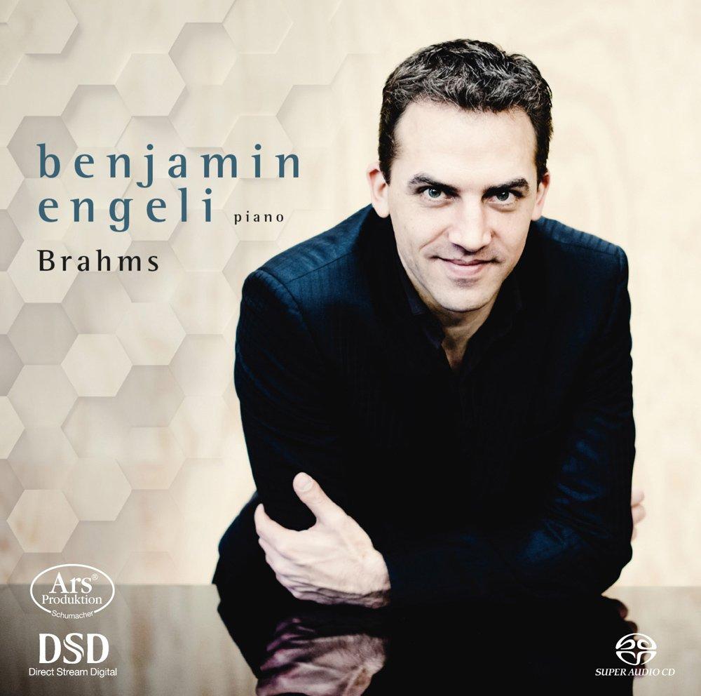 SACD : Benjamin Engeli - Benjamin Engeli Plays Brahms (Hybrid SACD)