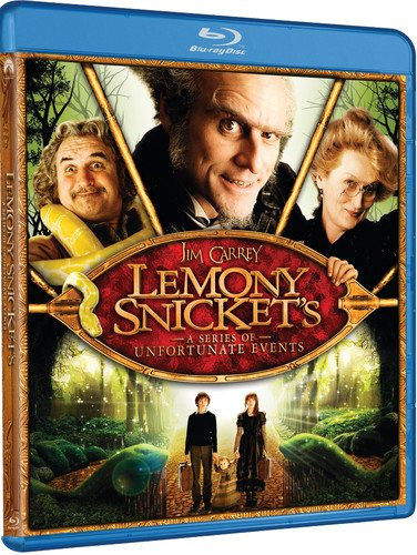 Blu-ray : Lemony Snicket\'s A Series of Unfortunate Events (Widescreen, Dolby, AC-3, Digital Theater System, Dubbed)