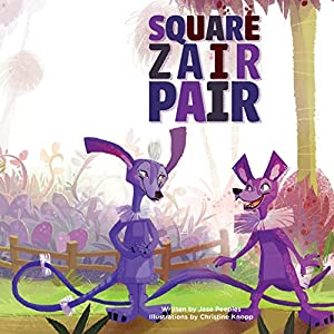 Square Zair Pair Audiobook