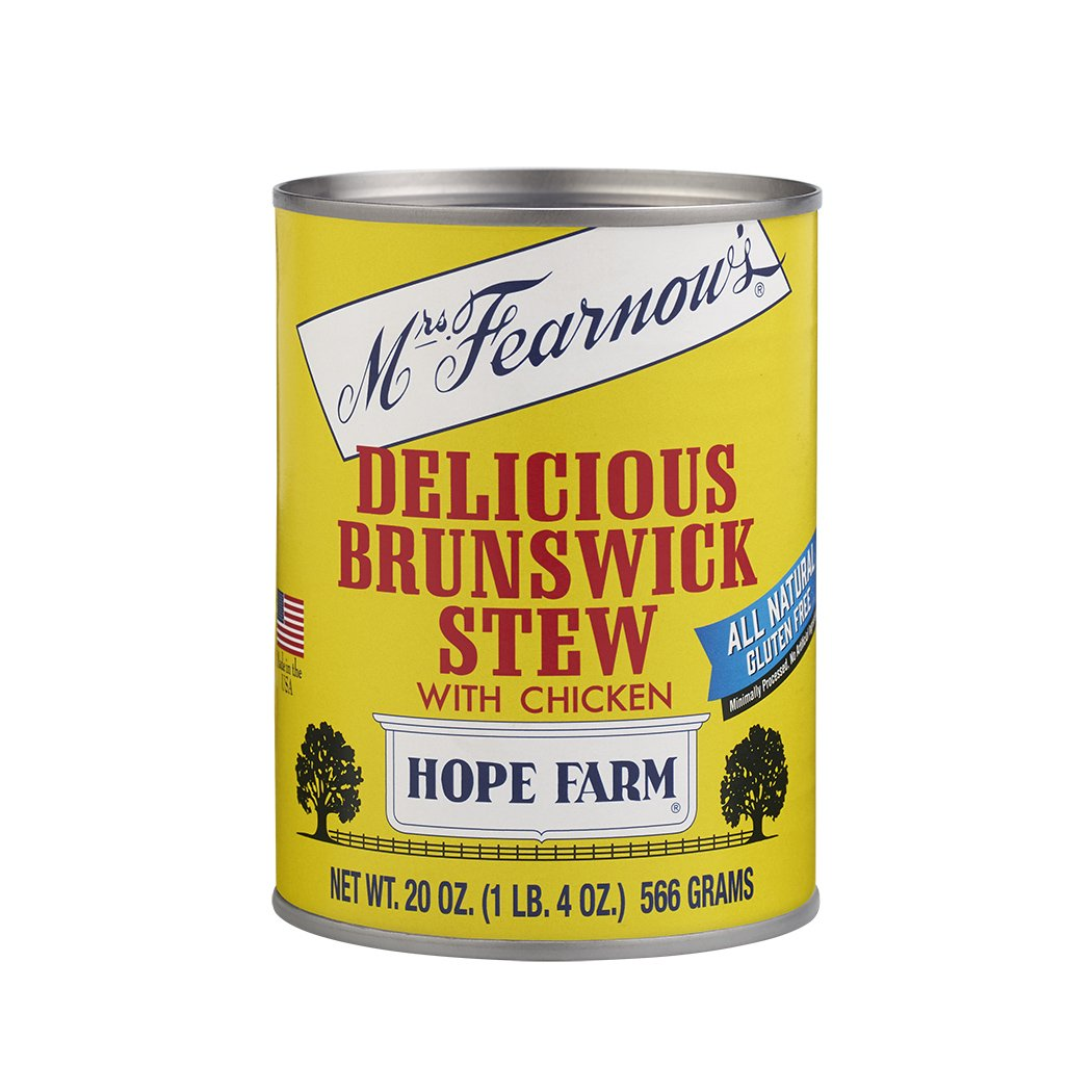 Amazon.com : Mrs Fearnow's Delicious Brunswick Stew With