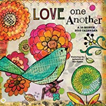 Love One Another 2016 Square 12x12 Wall Calendar