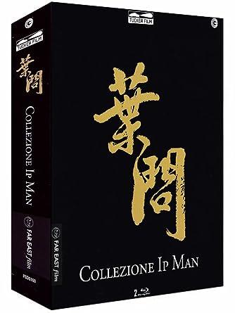Ip Man (2008-2019) Cofanetto [Completo] 4xBluray Ita Eng Sub VU 1080p x264 TRL