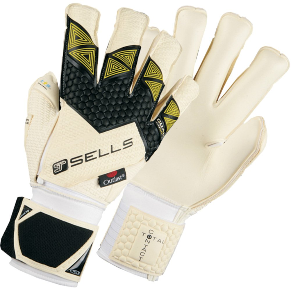 Herren SELLS TOTAL CONTACT ELITE CLIMATE GUARD FINGER SAVE Torwarthandschuhe
