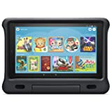Kid-Proof Case for Fire HD 10 Tablet (Compatible with 7th and 9th Generations, 2017 and 2019 Releases), Black