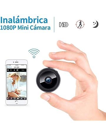 Mini cámara Oculta espía HD WiFi FREDI con visión Nocturna y conexión  remota Desde iPhone  16ba961963