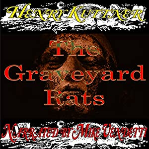 The Graveyard Rats Audiobook