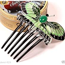 New Hairpin Titanic Heroine Rose Dress Nice Butterfly Comb Replica Hairpin Hot