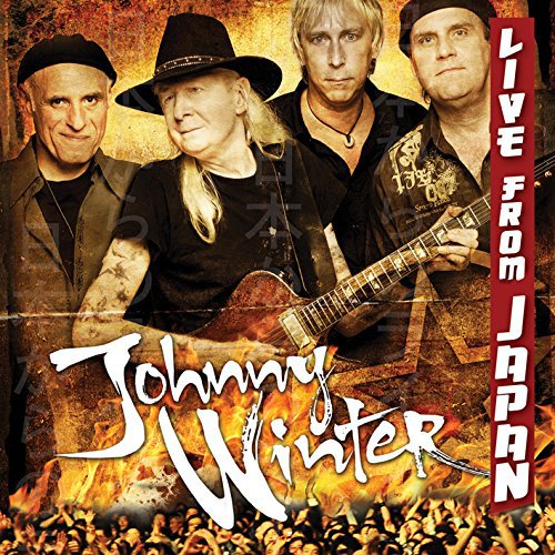 Johnny Winter - Live from Japan (2PC)