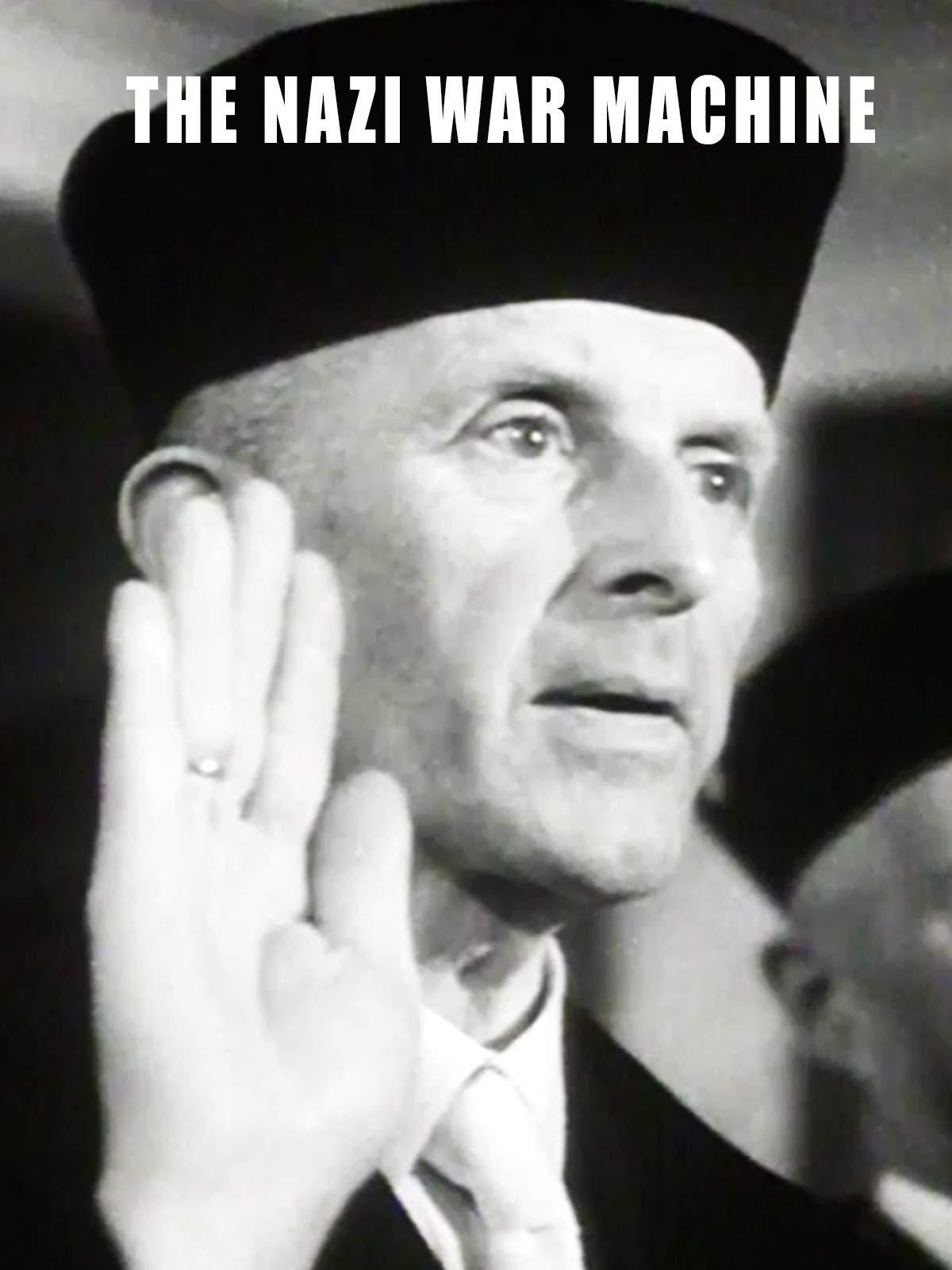 The Nazi War Machine on Amazon Prime Video UK