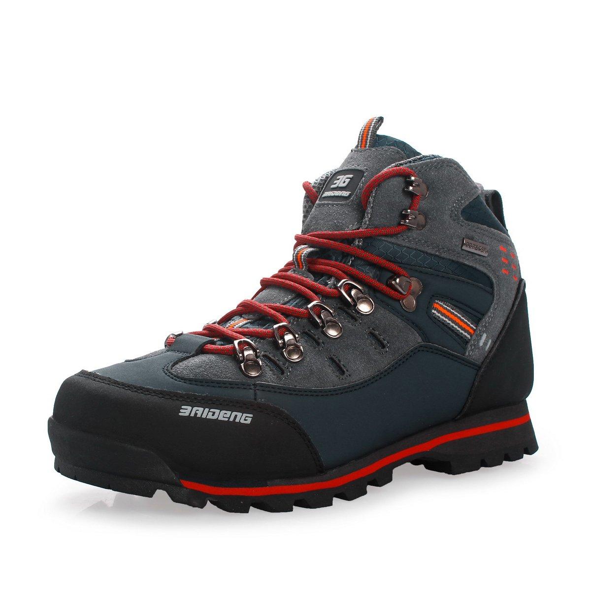 Herren Wanderschuhe Männer Niedrig-Top Outdoor Turnschuhe Sommer Sportschuhe Trekking Schuhe mit Anti-Rutsch Atmungsaktiv
