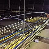 Splinter Guard Wire Fish Rod and Glow Rod Kit to
