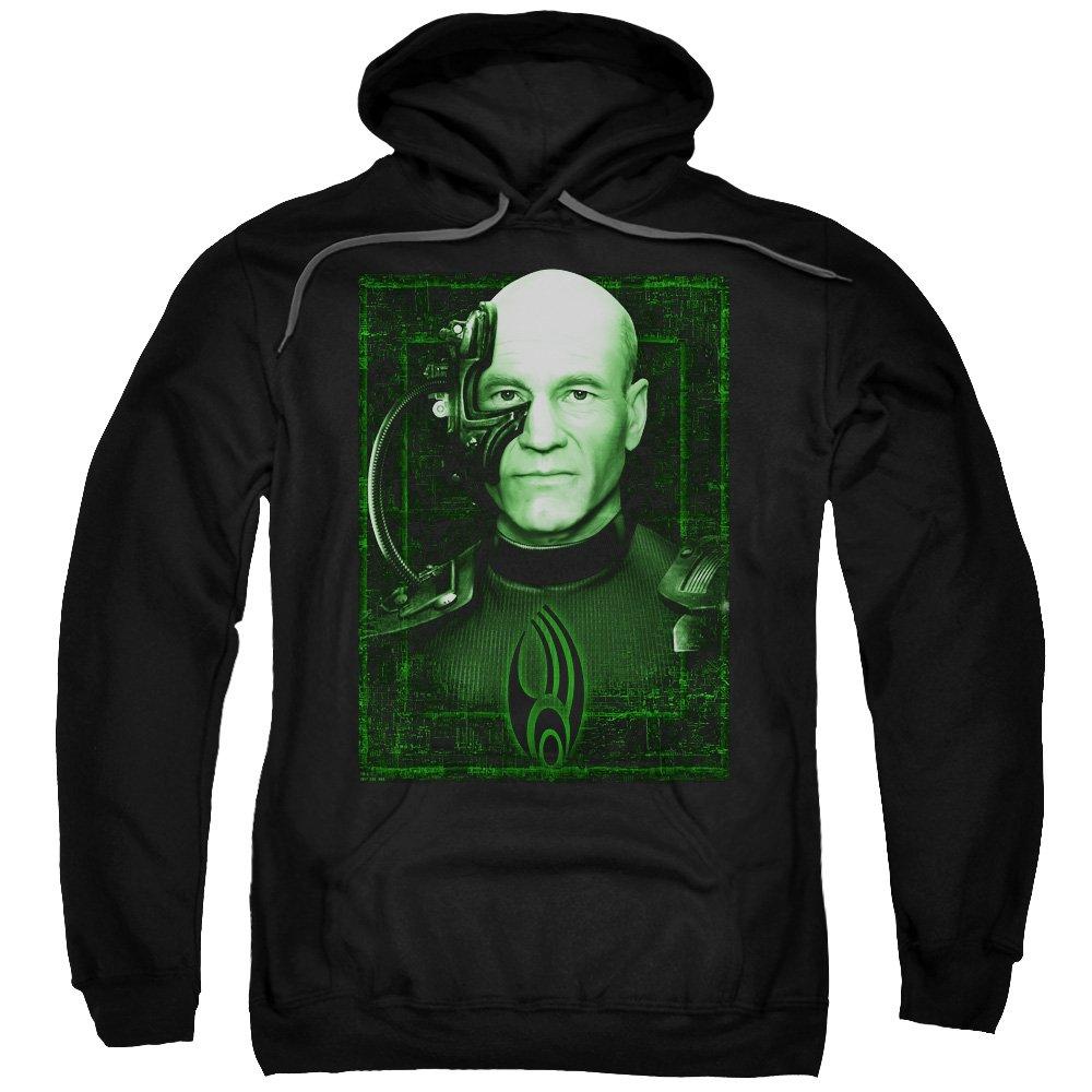Star Trek - - Locutus of Borg Pullover für Männer
