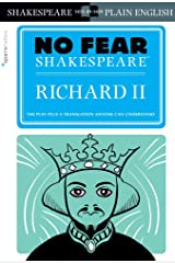 Richard II (No Fear Shakespeare) Paperback