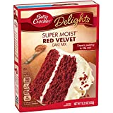 Betty Crocker Super Moist Cake Mix, Red Velvet