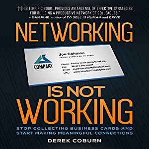 Networking Is Not Working Audiobook