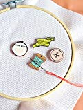 PinMart's Sewing Hoop Stitch Made with Love