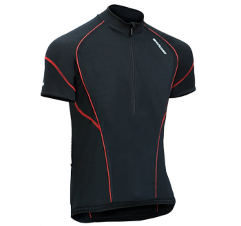 Berkner Herren Fahrradtrikot Kevin Radshirt   MTB-Shirt Bike-Shirt