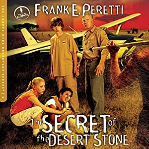 The Secret of the Desert Stone Audiobook
