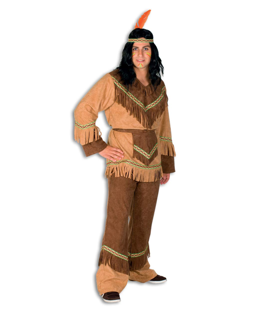 TH-MP Indianer Herrenkostüm Indianerkostüm (58) B07N2MTGCB Kostüme für Erwachsene Großer Verkauf  | Bekannt für seine gute Qualität