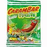 Carambar FRUIT Candy in A Bag 130g by Carambar