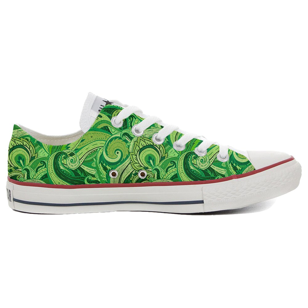 mys Converse Customized Unisex Slim, Chaussures Coutume Abstract (Produit Artisanal) Abstract Coutume 39 EU 5ae174