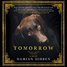 Tomorrow Audiobook by Damian Dibben Narrated by George Blagden