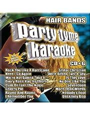 Party Tyme Karaoke - Hair Bands (16-Song CD+G)