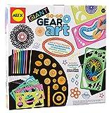 ALEX Toys Artist Studio Giant Go Go Gear Art